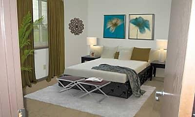 Bedroom, Eastland Apartments, 2