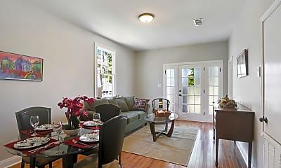 Living Room, 3317 Leonidas St, 0