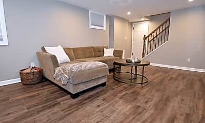 Living Room, 614 Audubon Ave, 1