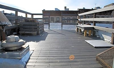 Patio / Deck, 431 W 146th St, 2
