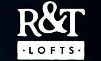 Community Signage, R&T Lofts, 2