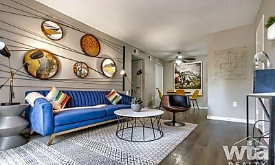 Living Room, 8900 N Ih 35, 0