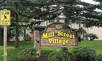 Mill Street Village Apartments, 1