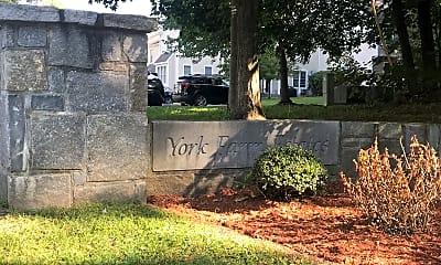 York Farm Estates, 1