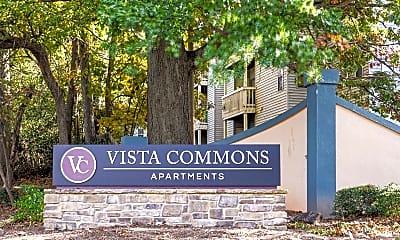 Community Signage, Vista Commons, 2