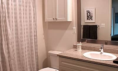 Bathroom, The Residence at The Historic Alcoa Building, 2