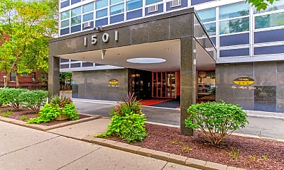 Building, Maple Grove Apartments, 0