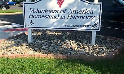 Homestead at Harmony, 1