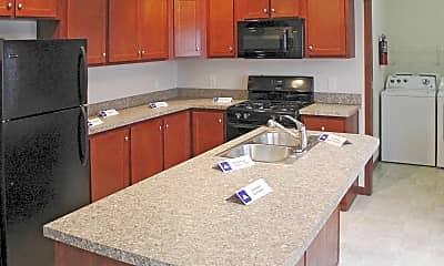 Kitchen, Northville Crossing, 1