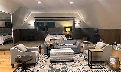 Living Room, 2014 E Lafayette Pl, 1