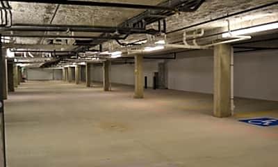 Laverne Apartments, 1