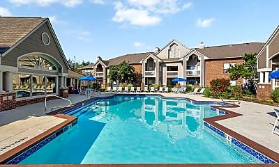 Pool, Brookside Apartment Homes, 1