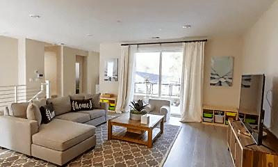Living Room, 163 Tribeca, 1