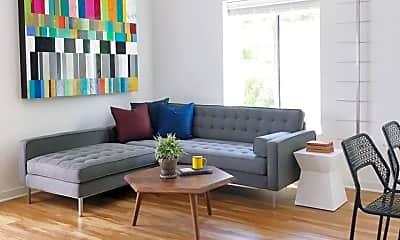 Living Room, 3824 Farnam St, 1