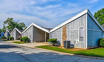Building, Dahlridge Apartments, 0