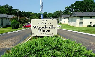 Woodville Plaza, 1