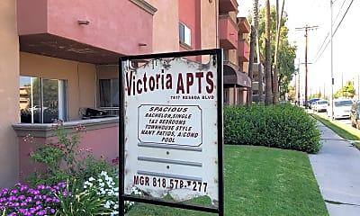 Victoria Apartments., 1
