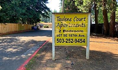 Taylene Court, 1
