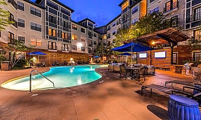 Pool, CB Lofts, 0