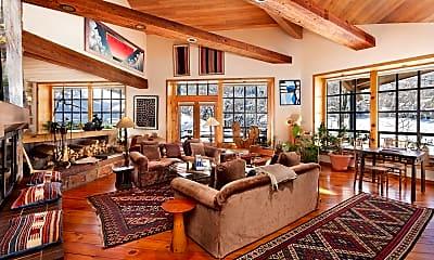 Living Room, 172 Deer Ridge Ln, 1
