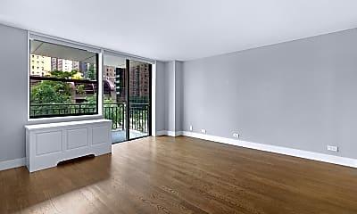 Living Room, 330 E 39th St 12G, 1