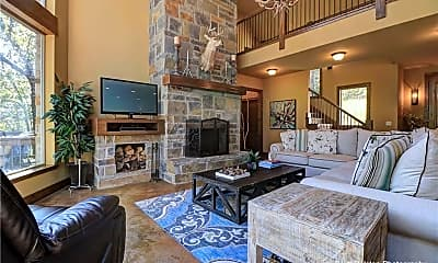 Living Room, 10447 W High Meadow Dr, 0