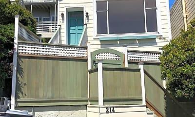 Patio / Deck, 214 Corbett Ave, 1