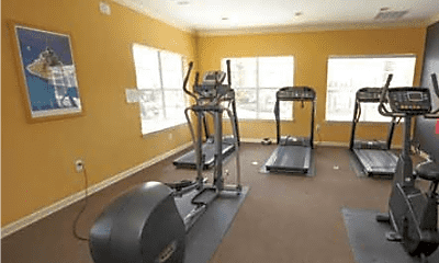 Fitness Weight Room, The Park at Castleton, 0