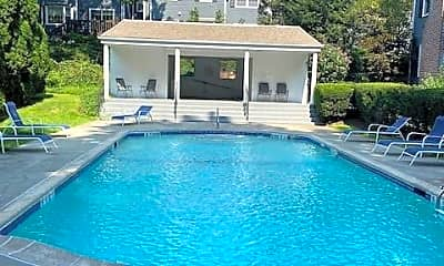 Pool, 3845 Park Ave 12, 1