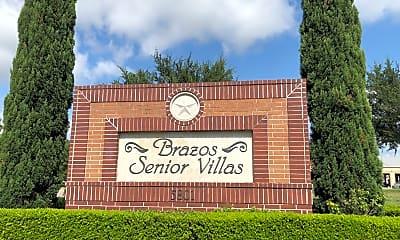 BRAZOS SENIOR VILLAS, 1