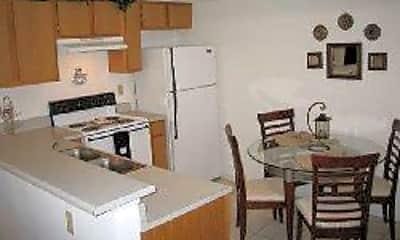 Kitchen, 12230 S Strang Line Ct, 1