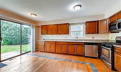 Kitchen, 1102 Grant Pl, 1