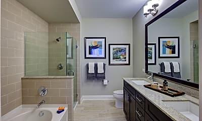 Bathroom, 71 W Hubbard St 4707, 1