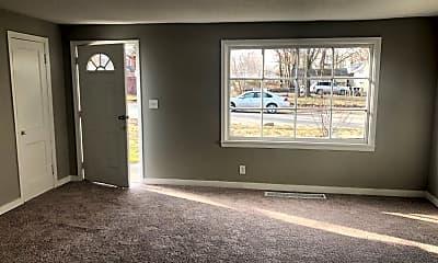Living Room, 4309 Spatz Ave, 1