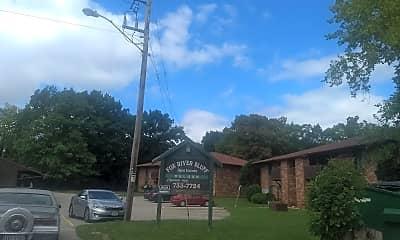 Fox River Bluff, 1