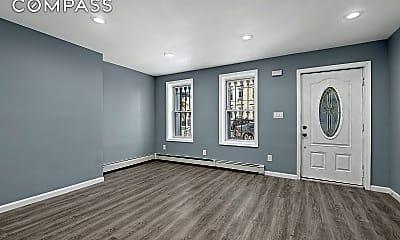 Living Room, 687 MacDonough St 1, 1