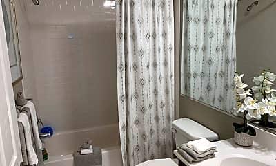 Bathroom, Ranch Lake Apartments, 2