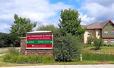 Homestead of Anoka Independent & Assisted Living, 1
