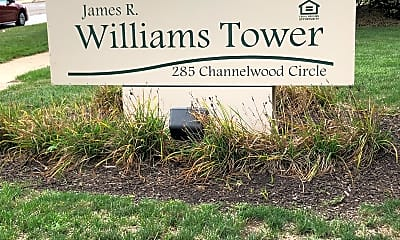 James R. Williams Tower, 1