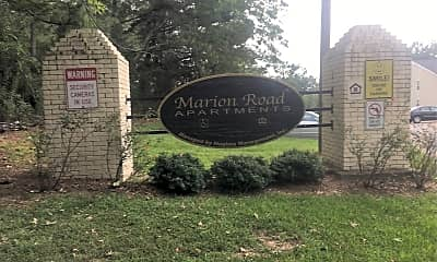 Marion Road Apartments, 1