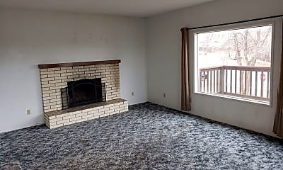 Living Room, 1439 Terrace Dr, 1