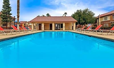 Pool, The Vellagio, 2