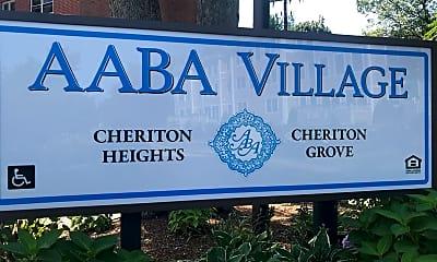Cheriton Grove Apartments, 1