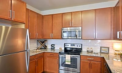 Kitchen, 1055 summit overlook way Unit #1, 2