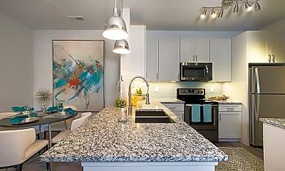 Kitchen, Cascades at Northlake by Cortland, 0