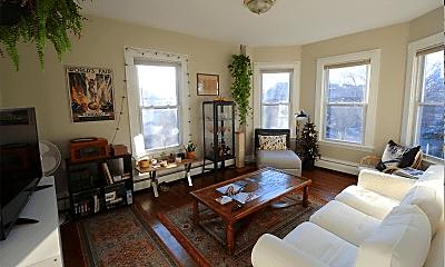 Living Room, 208 River St, 0