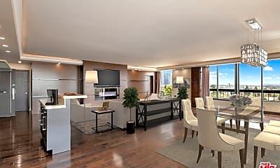 Living Room, 10590 Wilshire Blvd 1001, 1