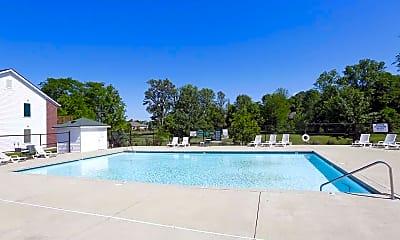 Pool, The Legends of Wildcat Creek, 1