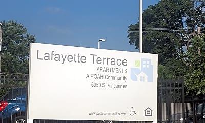 LaFayette Terrace Apartments, 1
