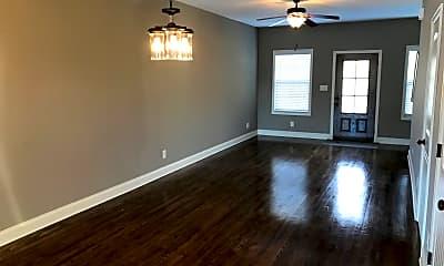 Living Room, 421 Kline Alley, 1